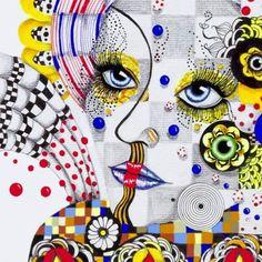 um pé di poema amarelo: Ilustrações Muié Colores *Zóin*