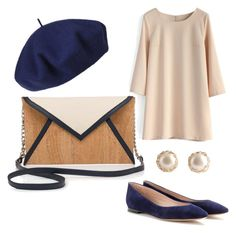Untitled #6 by charlottebrolin on Polyvore featuring polyvore, fashion, style, Chicwish, Chloé, Pelcor, YooLa and Betmar