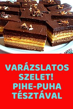 Hungarian Desserts, Smoothie Fruit, Oreo, Deserts, Food And Drink, Cooking Recipes, Tasty, Chocolate, Sweet