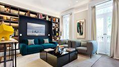 La domótica gana terreno en todos los estilos de decoración. - diariodesign.com