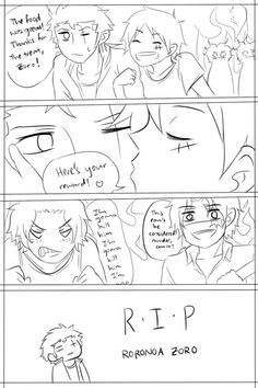 Don't kill Luffy's boyfriend