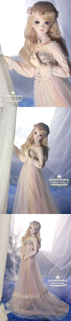 BJD May Girl 59cm Ball-Jointed Doll_Purple Black Obsidia_XAGA DOLL_DOLL_Ball Jointed Dolls (BJD) company-Legenddoll