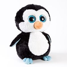 "16"" Waddles Penguin Ty Beanie Boo Price $29.95"