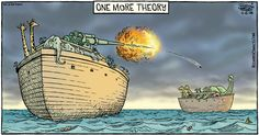 One more theory for creationists. Bizarro 11/16/08