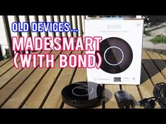 Turn Dumb Remote-Controlled Devices, into Smart Ones, with Bond Learn Drums, One Note Microsoft, Raspberry Pi Projects, Web Technology, Hard Disk Drive, Good Notes, Me Time, Dumb And Dumber, Wifi