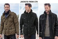 Heavy Weight Jackets | Jacket/Coat Collection | Mens Clothing | Next Official Site - Page 3