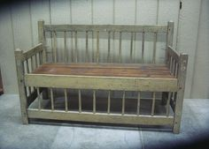 baby crib bench by rachel.riekenberg.1