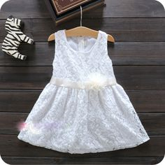 $5.97 2016 Baby Girls ball-flower printed lace Dress fashion children princess tutuDresses A Line kids sleeveless fashion Clothes age12M-4T  http://www.dhgate.com/product/2016-baby-girls-ball-flower-printed-lace/380416078.html