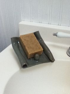 self draining soap dish