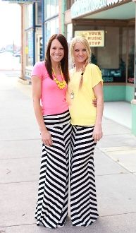WIN! The Funky Monkey Giveaway! Maxi Skirt of your choice - 2 Winners - Ends 2/22/13