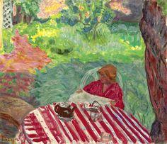 Pierre Bonnard (1867-1947) Sous L'Arbre
