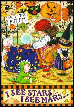 All sizes | Mary Engelbreit Halloween | Flickr - Photo Sharing!