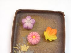 Traditional Japanese Sweets Making Class in Osaka