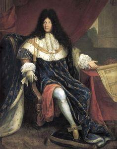 Louis XIV, par Nicolas-René Jollain (1732-1804). Il y a trois siècles, Louis XIV était embaumé. Histoire de France. Patrimoine. Magazine