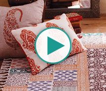 Discover the Art of Block Printing | Cost Plus World Market