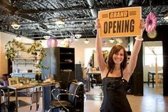 Ideas for Beauty Salon Grand Openings