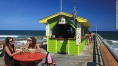 Carolina Beach Boardwalk - North Carolina - From: CNN Travel