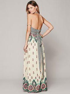 Free People Intropia Stripe Dress, $296.00