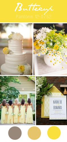 Wedding colors spring yellow gold 18 ideas for 2020 Daisy Wedding, Gold Wedding Theme, Wedding Themes, Wedding Flowers, Wedding Decorations, Wedding Cakes, Wedding Ideas, Yellow Wedding Colors, Spring Wedding Colors