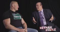 Brock Lesnar Discusses His UFC And WWE Future With Paul Heyman