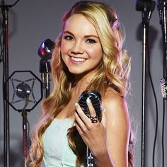 Danielle Bradbery from The Voice