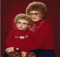 We all have had our share of embarrassing photos, but these families take it to another level. These are the creepiest family photos of all time!