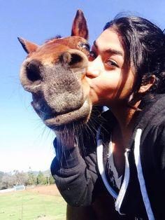 Brianna and Vienna's selfie ~