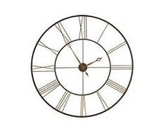 "49"" Decorative Large Wall Clock, saw this at raymoor, nice size"