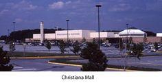 christiana mall in 1978