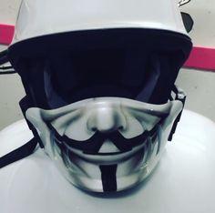 custom bell rogue helmet