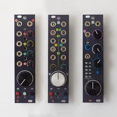 """We're proud to introduce the #CGM creative mixer for #eurorack #modular #synthesizer. Http://Frap.tools/mixer/"""
