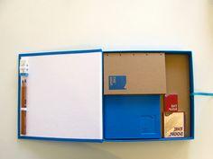 encuadernacion artesanal-cajas