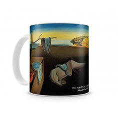 1/23/1989 Salvador Dali died in Spain at age 84. https://www.historicalmugs.com/Fine-Art?product_id=77