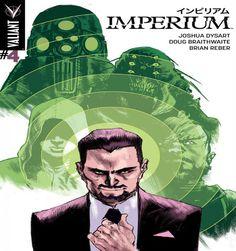 Comic Book Review: Imperium #4