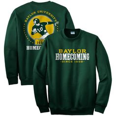 Two weeks 'til #Baylor Homecoming! (Nov. 1-3, 2012) Got your gear yet?