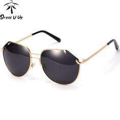 $11.55 (Buy here: https://alitems.com/g/1e8d114494ebda23ff8b16525dc3e8/?i=5&ulp=https%3A%2F%2Fwww.aliexpress.com%2Fitem%2F2015-Sunglasses-Women-Brand-Designer-Aviator-Punk-Style-Polygon-Big-Frame-Men-Sunglasses-Lunette-De-Soleil%2F32416181373.html ) Dress U Up 2016 Sunglasses Women Brand Designer Pilot Punk Style Polygon Vintage Big Frame Men Sun Glass Lunette De Soleil Mujer for just $11.55
