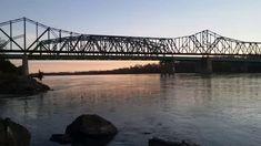 Missouri River, St. Charles Mo