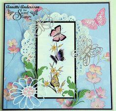 Sweet Stamps 5/14/13 Spring challenge; DT Annette
