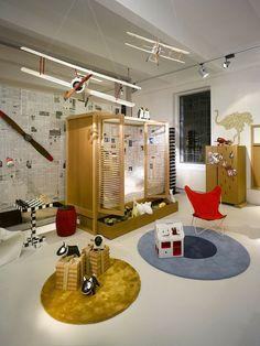 Childroom interior design idea