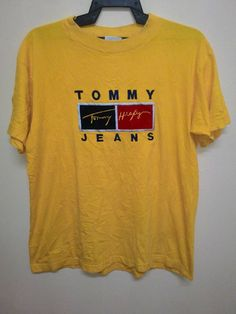 Check out this item in my Etsy shop https://www.etsy.com/listing/477005019/vintage-tommy-hilfiger-embroidered-made