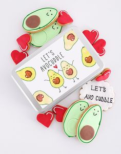 Avo Cuddle Cookie Ti