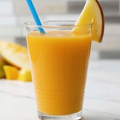 Mango Frosty Lemonade Recipe by Tasty