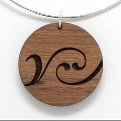 wood jewelery | Chiossone & Co. (New York, NY) Eco-sustainable wooden jewelry, toys ...