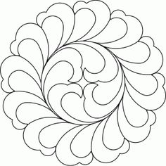 Fanciful Feathers Wreath, Small