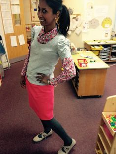 What I wore to work today diary of a primary school teacher