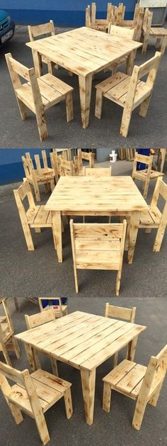 Importance of DIY wood pallet projects is increasing day by day. You can say that creative people prefer to use waste materials for crafting home decor items. So we present wood pallet idea that you can follow to craft indoor and outdoor furniture that will be of your choice and will be made by you. There is... #woodenpalletfurnitureindoor #homedecorusingwaste
