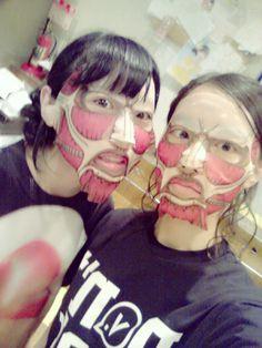 Akane Takayanagi x Anna Ijiri  https://plus.google.com/u/0/107410599171378978168/posts/4KSvYoHPcdJ