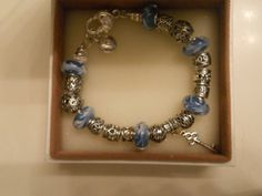 I am featuring Beautiful  European Style Bead and charm bracelet for the month of July. I just love this one  .It  Will sit on the arm of someone special indeed. Will that be You? On sale for $99.99. Was $119.99. Goes back up to $119.99 on Aug 1st. Hugs, Lulu