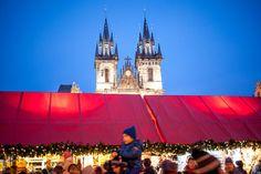 Prague Christmas Market - Copyright Prague.eu