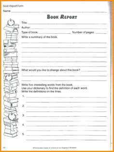 Editable blank event planning checklist template word doc 4th grade book report template grade book report template 4 fourth grade biography book report format fandeluxe Image collections